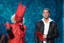 Eminem MMLP2 Lady Gaga Flop Lorde Billboard Chart