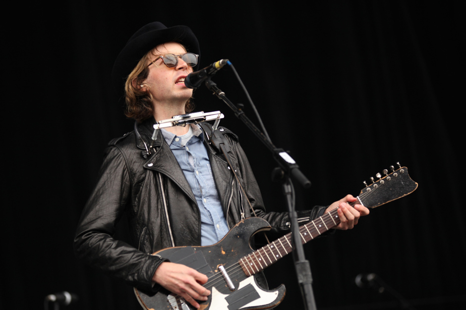 Beck Shares 'Morning Phase' Track List