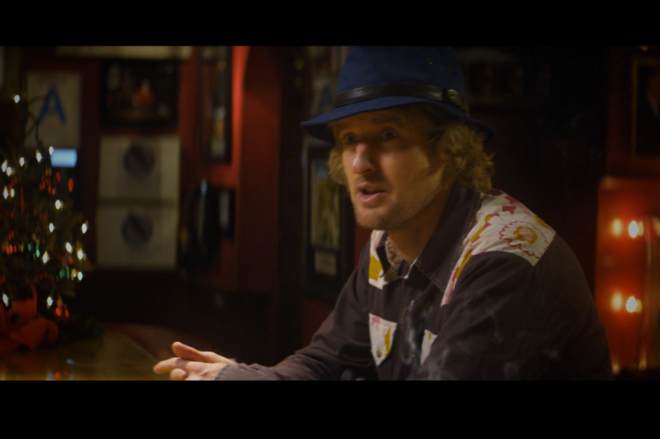Watch Owen Wilson as a Holiday Sad Sack in the Killers\' Somber ...