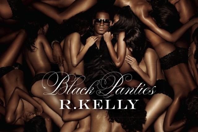 R. Kelly, 'Black Panties,' stream