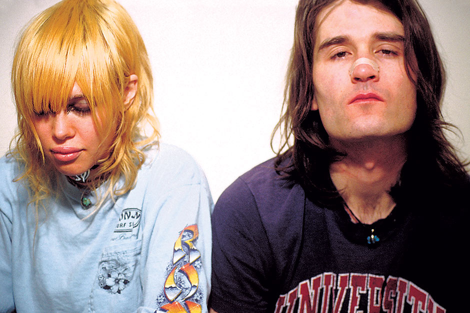 The Odd Couple Royal Trux S Curious Legacy Spin