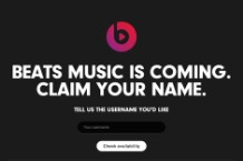 Beats Music, January, username, streaming