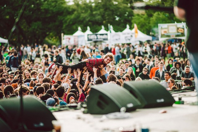 SPIN's Best Live Photos of 2013 / Photo by Chad Wadsworth