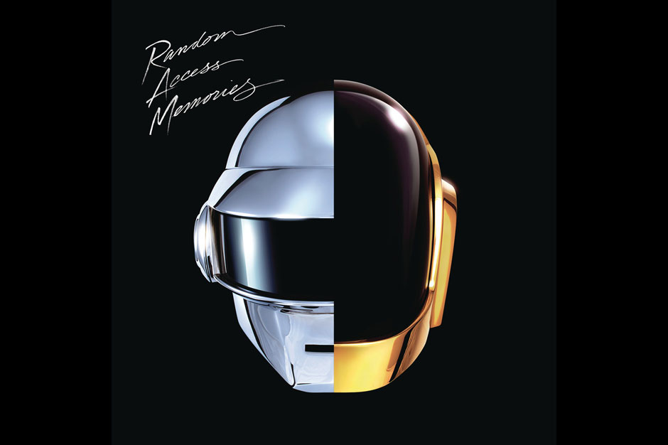 Daft Punk, <i>Random Access Memories</i> (Columbia)