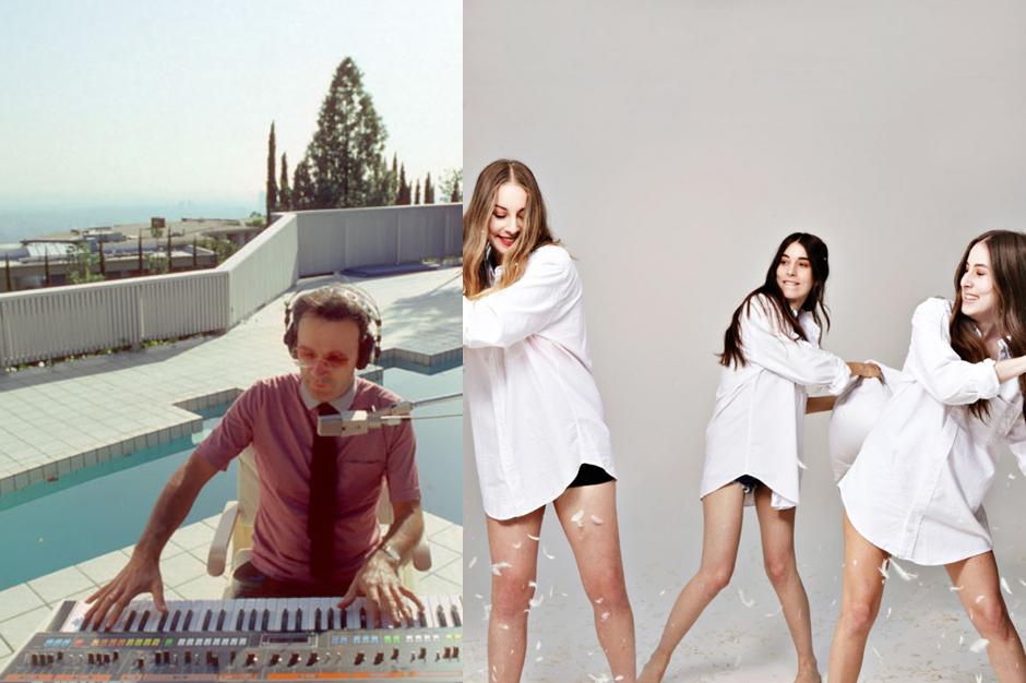 Giorgio Moroder Haim Forever Remix Stream