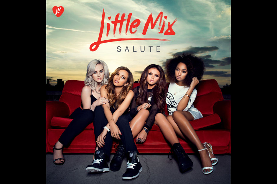 Little Mix, <i>Salute</i> (Syco/Columbia)