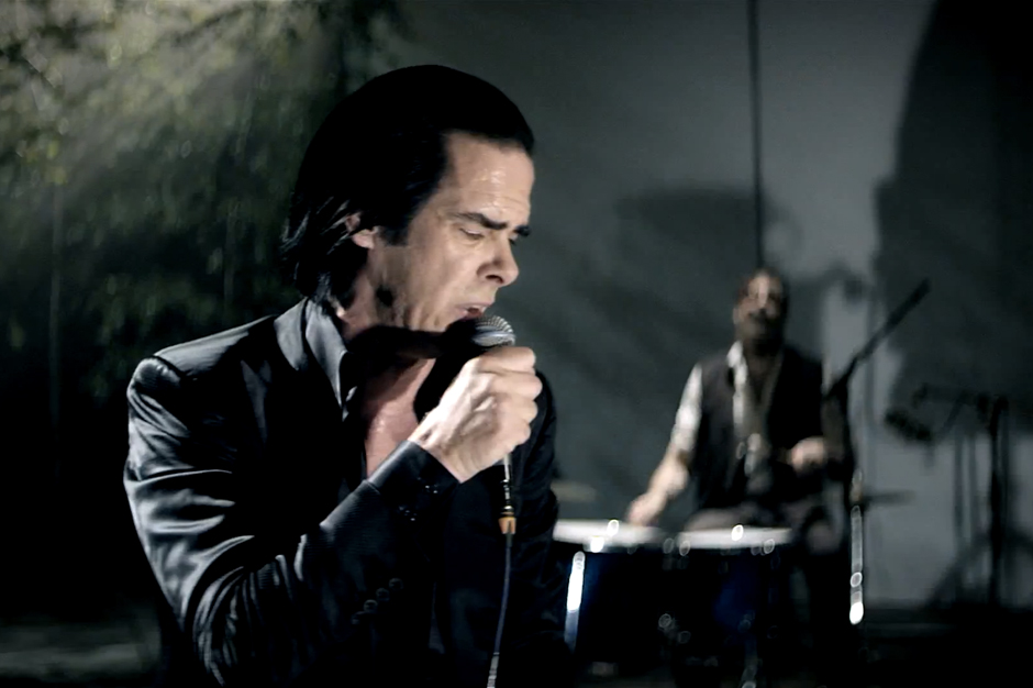 Watch Nick Cave Shout Out Miley Cyrus in 'Higgs B