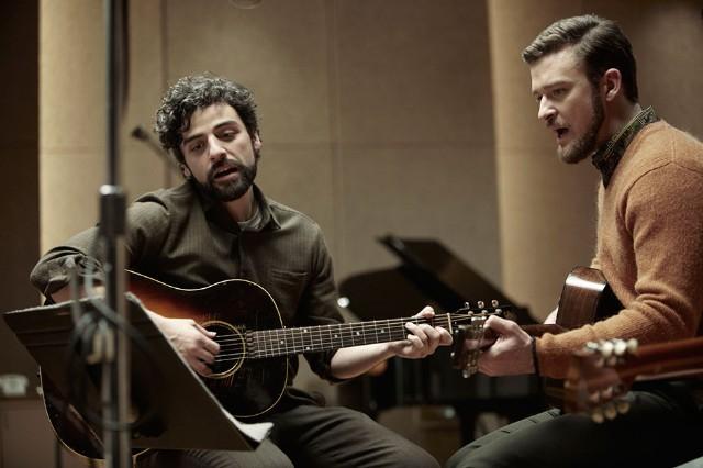Oscar Isaac and Justin Timberlake