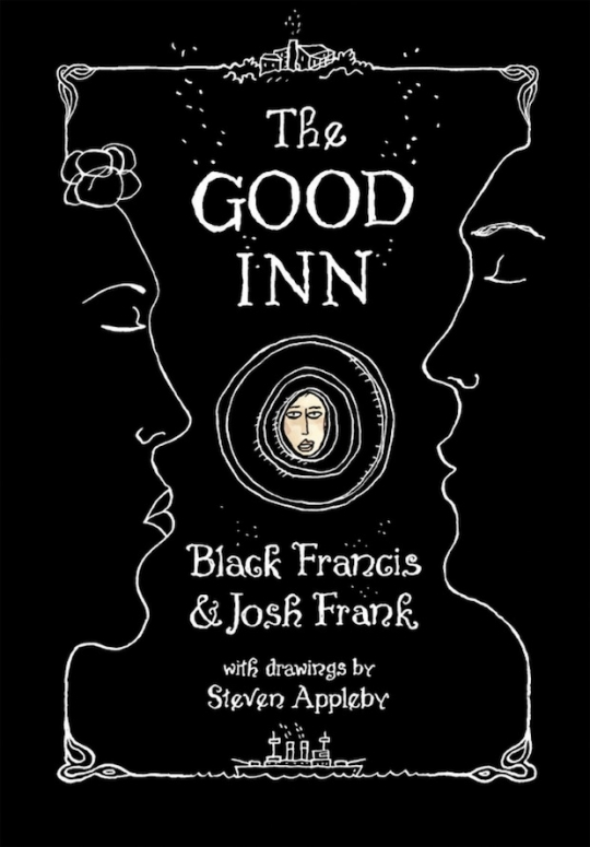 Pixies, Black Francis, 'The Good Inn,' cover