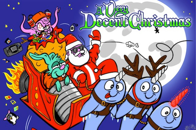 Diplo Mad Decent Christmas Mix Very Stream