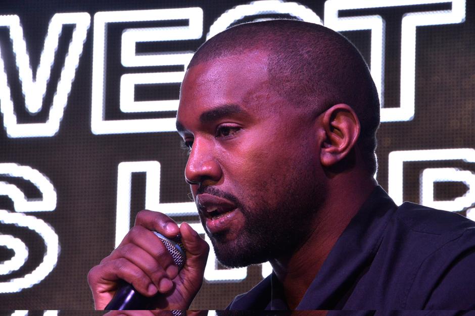 Kanye West Eight Songs Next Album Q-Tip Rick Rubin