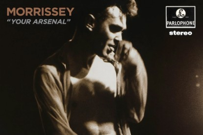 morrissey, your arsenal, reissue