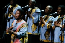 Ladysmith Black Mambazo Nelson Mandela Death Statement