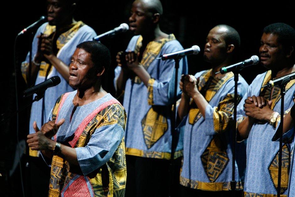 Ladysmith Black Mambazo Reflect on Nelson Mandela's Death | SPIN