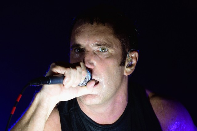 Nine Inch Nails Trent Reznor AMA 2014 Tour Lineup