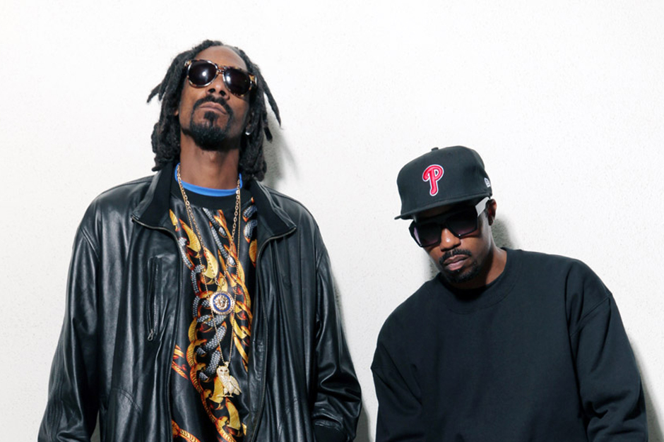 Snoop Dogg 7 Days of Dam-Funk Snoopzilla Interview
