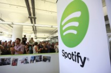 Spotify, free, mobile, music, streaming, service, Pandora