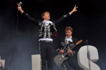 the hives, boston, apology, tick tick boom