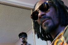 Snoop Dogg and Dam-Funk Take the Ol' Mothership for a Lazy Spin on '7 Days of Funk'