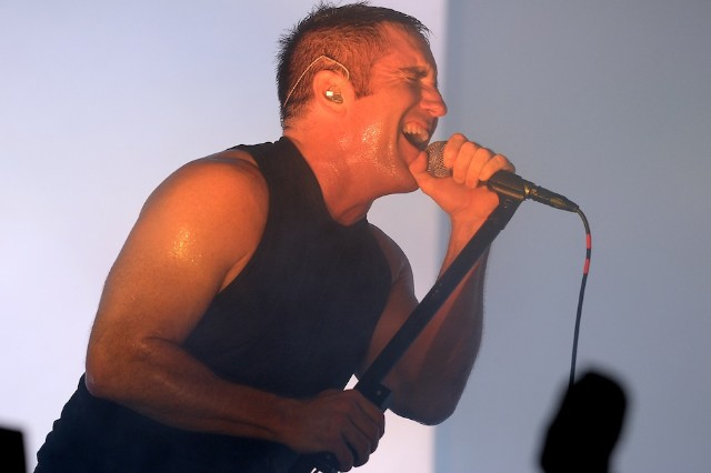 Nine Inch Nails, manager