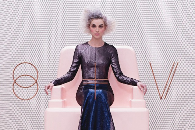st. vincent, annie clark, new album, birth in reverse