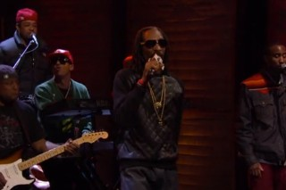 Watch Snoopzilla and Dam-Funk Celebrate 7 Days of Funk on 'Conan'