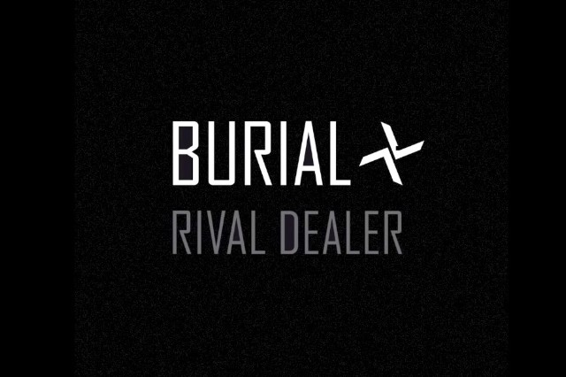 Burial, 'Rival Dealer,' EP, stream, Hyperdub