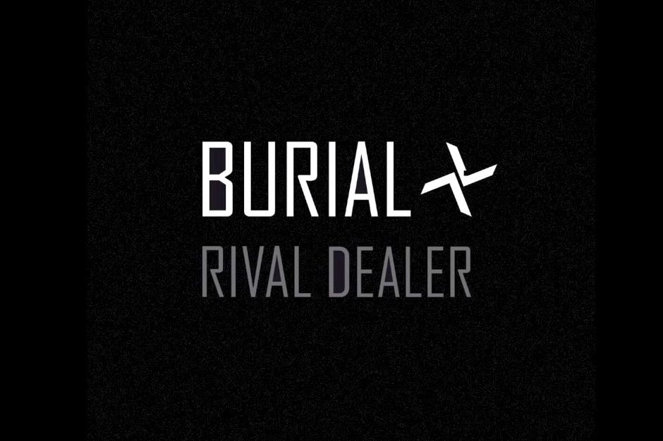 Burial, 'Rival Dealer,' EP, stream, Hyperdub