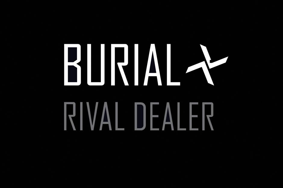 Burial, 'Rival Dealer'