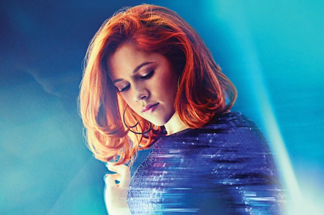 katy b, little red, album