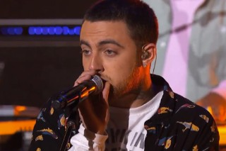 Mac Miller Gives 'Kimmel' a Mini Concert, Iron & Wine Cover the Pogues on 'Fallon'