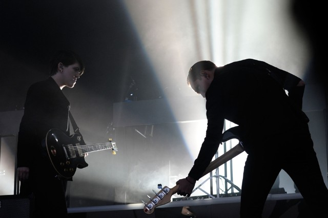 The XX New York Park Avenue Armory Residency Intimate