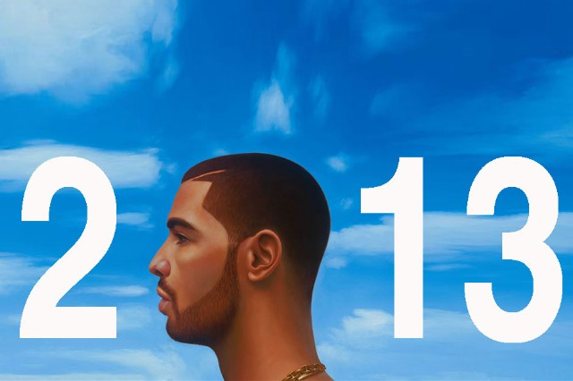 The Year in Drake