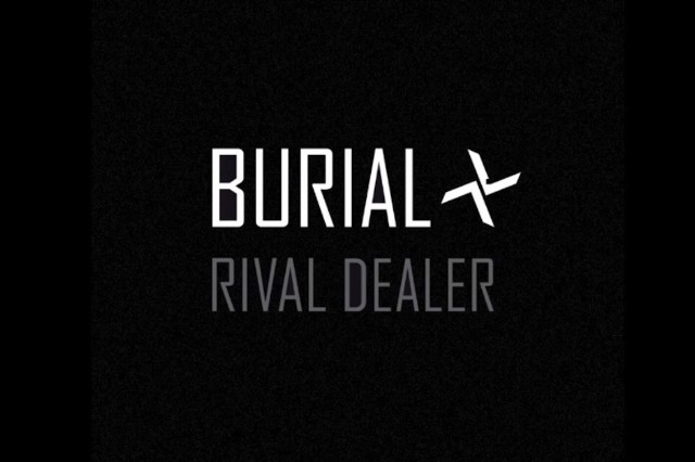 Burial, 'Rival Dealer,' EP, anti-bullying, Mary Anne Hobbs, Hyperdub, BBC Radio 6