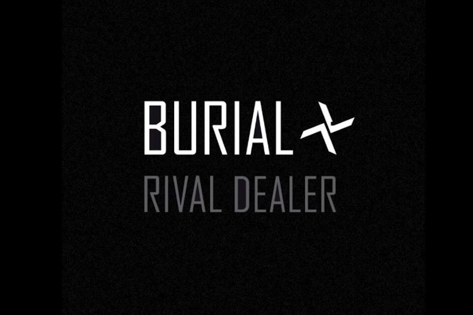 Burial, 'Rival Dealer,' EP, anti-bullying, Mary Anne Hobbs, Hyperdub, BBC Radio 6