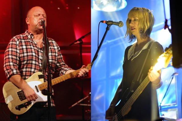 Pixies Frank Black Fire Kim Shattuck Response