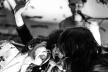 those darlins, blur the line, live album