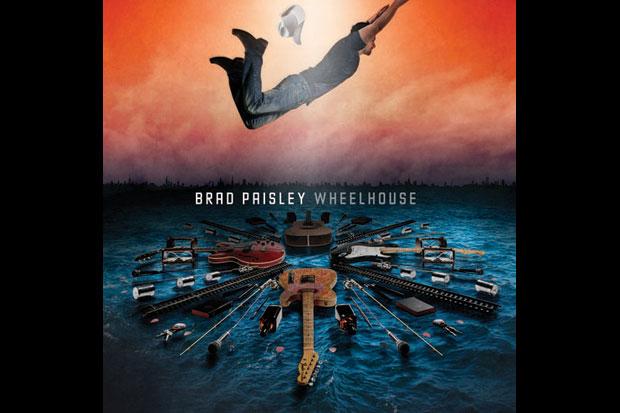 Brad Paisley, <i>Wheelhouse</i> (Arista Nashville)