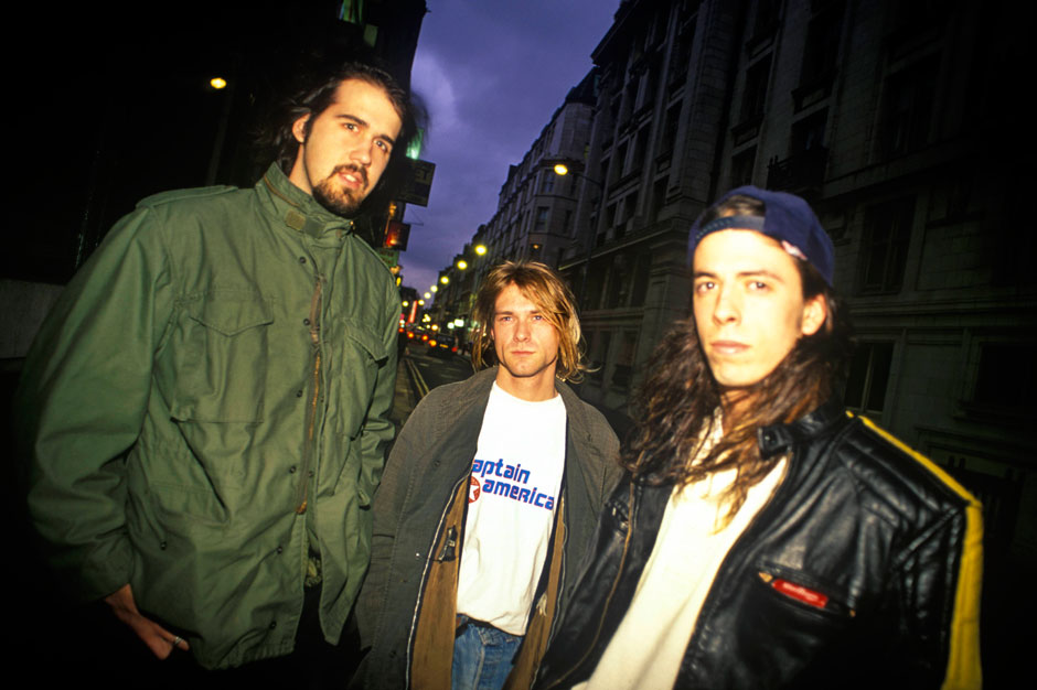 nirvana, rock and roll hall of fame