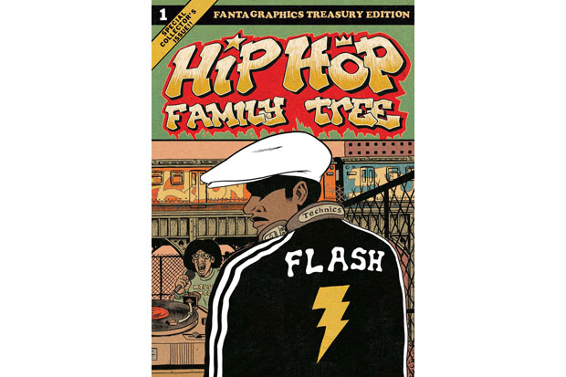 Hip-Hop Family Tree: Book 1