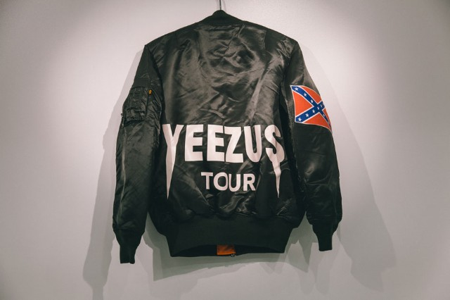 Yeezus Tour Pop-up Shop, Chicago, Kanye West