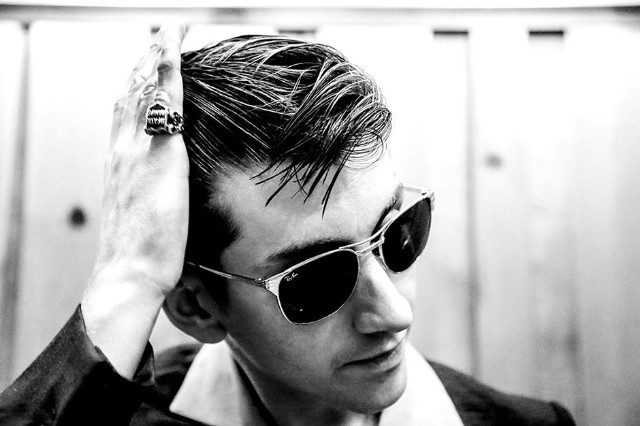 Alex Turner / Photo by Krista Schlueter