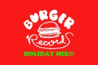 Stream Burger Records' Three-Hour Holiday Mix With the Muffs, Cornershop, More