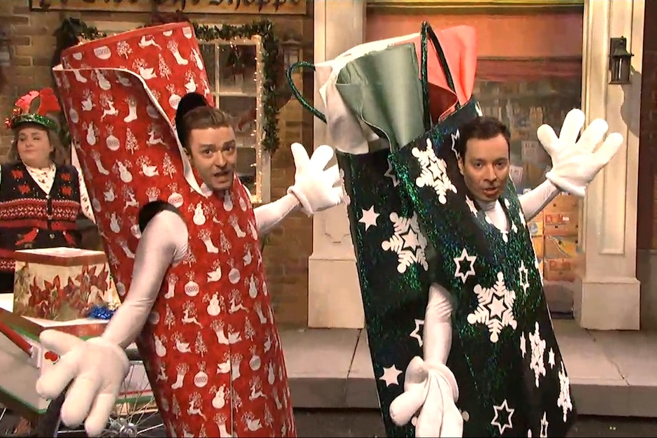 Justin Timberlake's Cameo-Filled 'SNL' Sketches Outshine Musical Performances