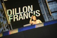 Holy Ship!!! Schedule Promises Limbo With Dillon Francis