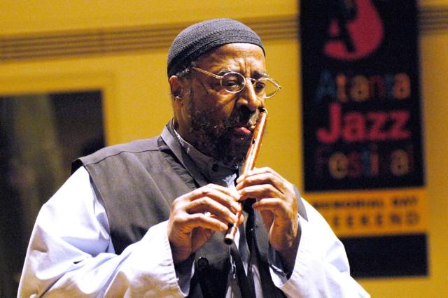 Yusef Lateef Jazz Composer Dead 93 Flute Saxophone