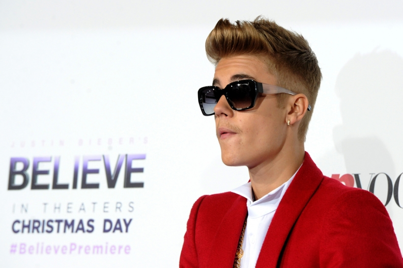 No One Saw Justin Bieber's Movie on Christmas