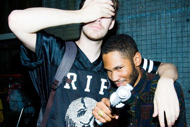 Ryan Hemsworth and Kaytranada