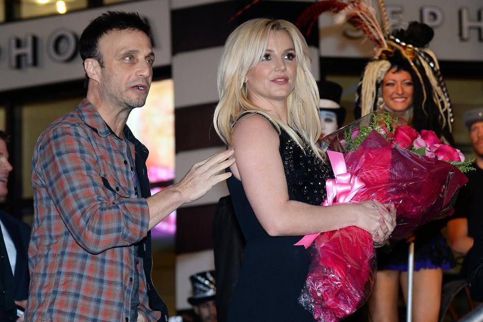 Britney Spears I Am Jean Documentary Ratings Vegas