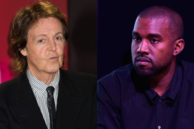Paul McCartney Kanye West Tour Gross Top Earnings